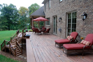 Deck Addition 2 After